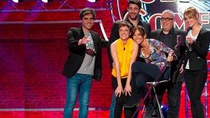 Patricia Conde, Lydia Bosch, David Amor, Leo Harlem y Ernesto Sevilla