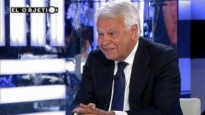 Entrevista a Felipe González