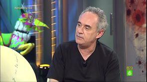 (09-06-14) Ferran Adrià