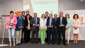 II Edición Premios Coles Activos