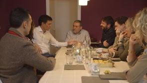 ¿Cómo ven al PSOE actual y a su líder en una familia de izquierdas?