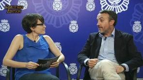 (01-01-15) El comunity manager de la Policía Nacional