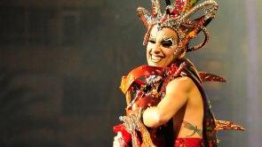 2015 - Gala Drag Queen del Carnaval de Las Palmas de Gran Canaria
