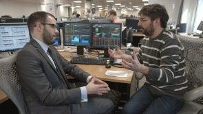 El funcionamiento de la economía financiera