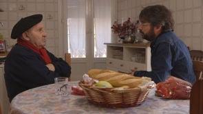 Lucio Urtubia y Enric Duran