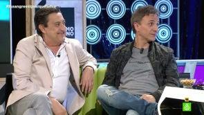 Mariano Peña y José Mota