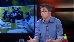 (25-06-15) Íñigo Errejón, secretario de Política de Podemos