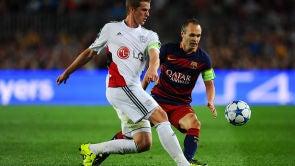 Partido: F.C. Barcelona - Bayer Leverkusen