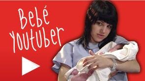 Nace el primer bebé youtuber