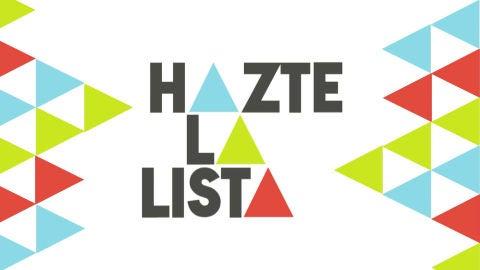Hazte la lista