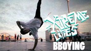 Bboying en Barcelona
