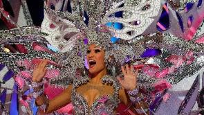 2016 - Gala de la Reina del Carnaval de Las Palmas de Gran Canaria