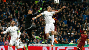 Partido: Real Madrid - A.S. Roma