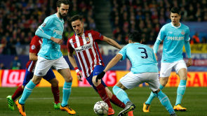 Partido: Atlético de Madrid - PSV