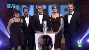 (07-04-16) El Intermedio entrega los premios Wyo para celebrar sus 10 años en laSexta