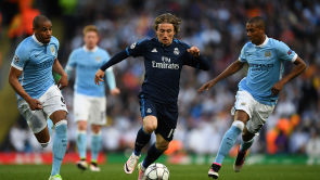 Partido: Manchester City - Real Madrid
