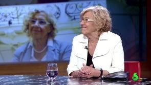 """(19-05-16) Manuela Carmena: """"Hemos conseguido algo precioso que es despertar a la ciudad, Madrid está mucho vivo"""""""