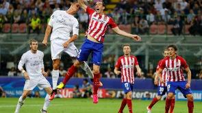 Partido: Real Madrid - Atlético de Madrid