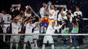 Especial Champions Total: La Celebración