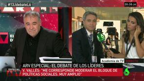 Previa -13J: El debate - ARV Especial: El debate de los líderes