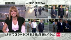 Previa - 13J: El debate - Especial Antena 3 Noticias