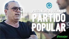 Preguntas en mítines: PP