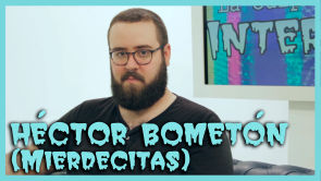 Héctor Bometón: Vivir sin internet te vuelve más sensible