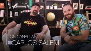 Carlos Salem y los canallas