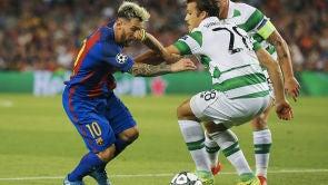Partido: F.C. Barcelona - Celtic de Glasgow