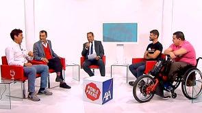 Jornadas Ponle Freno sobre motoristas