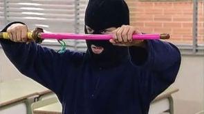 Capítulo 9: El mejor ninja del mundo