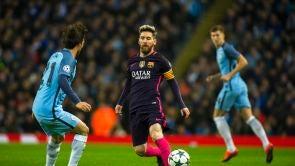 Partido: Manchester City - F.C. Barcelona