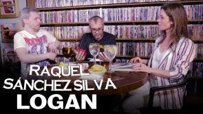 Logan con Raquel Sánchez Silva