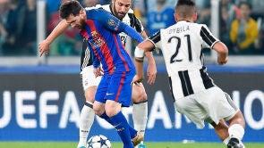 Partido: Juventus - FC Barcelona