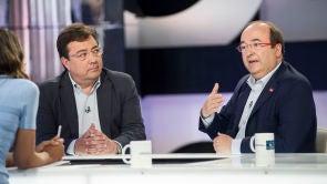 Miquel Iceta y Fernández Vara