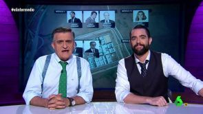 """(20-06-17) La cárcel de Soto del Real se convierte en el origen de las tramas: """"Es el Club Bilderberg de la corrupción"""""""