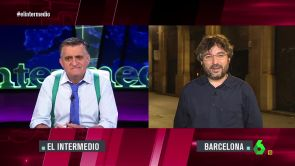 """(22-06-17) Jordi Évole: """"Villarejo no vetó ningún tema y me dijo que quería firmar un documento con claúsulas"""""""