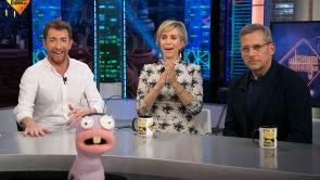 Steve Carell y Kristen Wiig