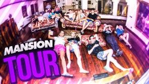 SQUAD Summer Mansion Tour