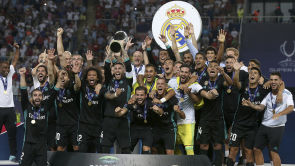 Post-partido: Supercopa de Europa Real Madrid - Manchester United