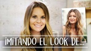 Imitando el look de Gigi Hadid