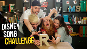 Disney Song Challenge con Abi Power