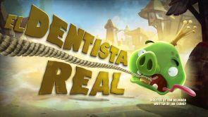Capítulo 32: El dentista real