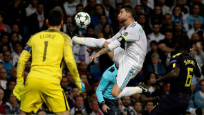 Partido: Real Madrid - Tottenham