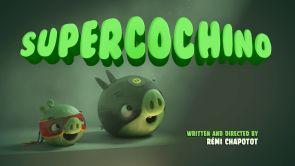 Capítulo 8: Supercochino