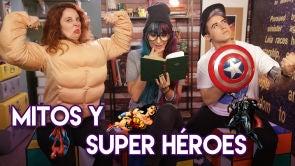 Mitología y superhéroes