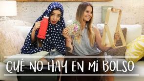 ¿Qué no hay en el bolso de Vik Guirao e Inma Serrano?
