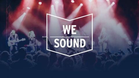 We sound