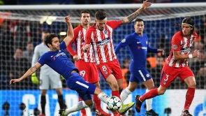 Partido: Chelsea - Atlético de Madrid