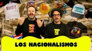 ¿Por qué es de idiotas ser nacionalista?
